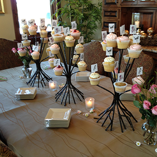 Cupcake Stand Rental Nassau Queens Long Island
